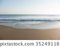 海洋 海 蓝色的水 35249116