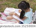 어린이,그림그리기 35250004