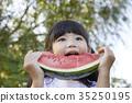 水果 女孩 那個女孩 35250195
