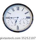 Clock 35252107