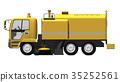 垃圾车 废物收集车 特种车辆 35252561
