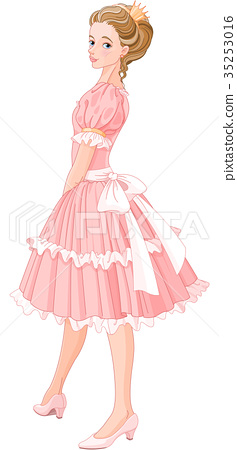 Cute Princess 35253016