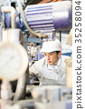 工廠 男人 男 35258094