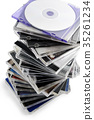 compact disk 35261234