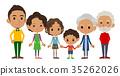 家庭 家族 家人 35262026
