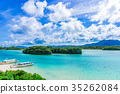 이시가키 섬 가비라 완 35262084