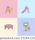 Playground Design Element 35264116
