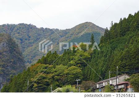 奧多摩和Hihara風景 35265821