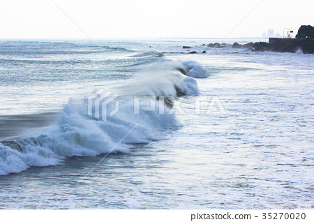 美麗的海浪 35270020