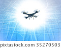 비행, 공중 촬영, 드론 35270503
