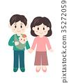 person, couple, husband 35272059