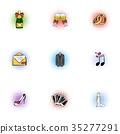 wedding, ceremony, icon 35277291