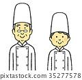 cook, coat, men 35277578