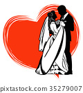 夫妇 一对 情侣 35279007