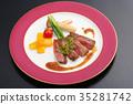 牛排 牛肉 葷菜 35281742
