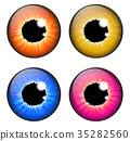 iris, eye, realistic 35282560