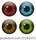 iris, eye, realistic 35282571