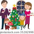 聖誕時節 聖誕節 耶誕 35282996