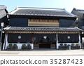 warehouse district, kawagoe city, kawagoe 35287423
