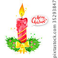 向量 向量圖 聖誕節 35293847