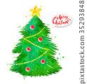 向量 向量圖 聖誕節 35293848