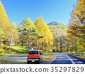 autumn, autumnal, vehicle 35297829