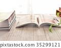 Magazine image catalog magazine 35299121