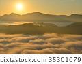 阿拉塔尼山雲彩海 35301079