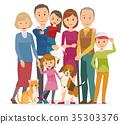 家庭 家族 家人 35303376