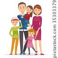 家庭 家族 家人 35303379