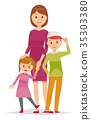 家庭 家族 家人 35303380