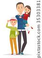 家庭 家族 家人 35303381
