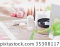 美容图像化妆品 35308117
