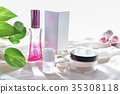 美容图像化妆品 35308118