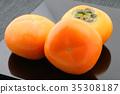 감, 단감, 과일 35308187