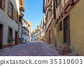 A small medieval town in the Black Forest. 35310603