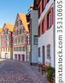 A small medieval town in the Black Forest. 35310605