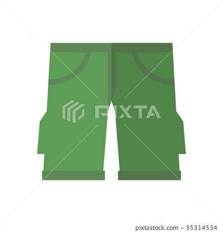 Image of surfing shorts.  35314534