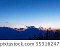 雪山 剑山 娥眉月 35316247
