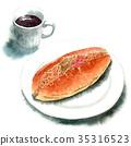 baker, watercolour, watercolors 35316523