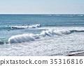 衝浪 海浪 衝浪者 35316816