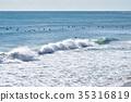 衝浪 海浪 衝浪者 35316819