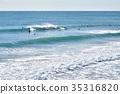 衝浪 海浪 衝浪者 35316820