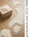水稻 稻米 米 35317888