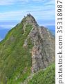 北阿爾卑斯 西穂高岳 山峰 35318987