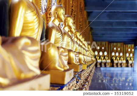 Wat Pha Namthip Temple in Roi Et, Thailand 35319052