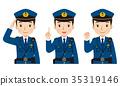 ตำรวจ,คน,ผู้คน 35319146