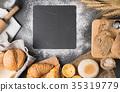 面包房 面包 谷类 35319779