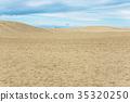 鸟取沙丘 沙丘 风景名胜 35320250