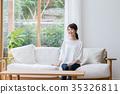 new, life, female 35326811
